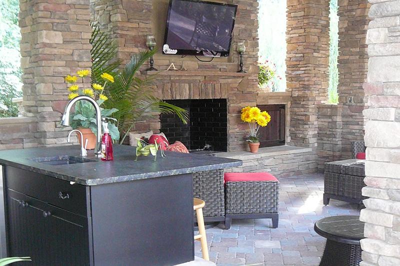 Outdoor Fireplaces Wilmington NC